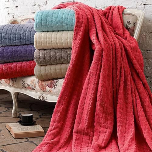Jacquard Soft Bedspread
